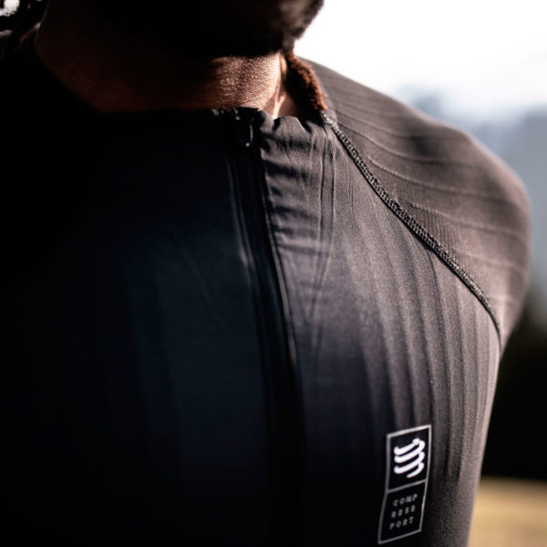 Кофта Compressport Hybrid Pullover