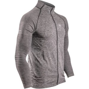 Кофта Compressport Seamless Zip Sweatshirt