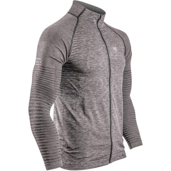 Кофта Compressport Seamless Zip Sweatshirt