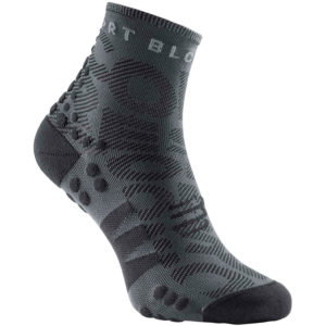 Носки компрессионные Compressport Pro Racing Socks V3.0 Run High - Black Edition 2020