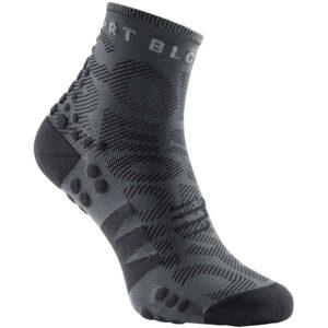 Носки компрессионные Compressport Pro Racing Socks V3.0 Run High - Black Edition 2020