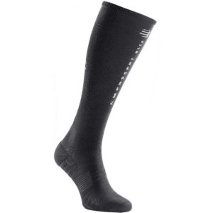 Гольфы компрессионные Compressport Full Socks Oxygen - Black Edition 2020