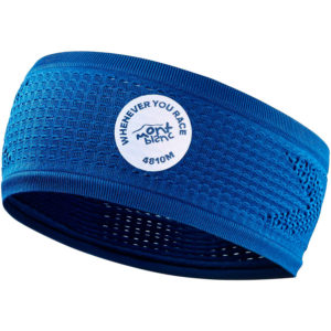 Повязка Compressport HeadBand On/Off - Mont Blanc 2020