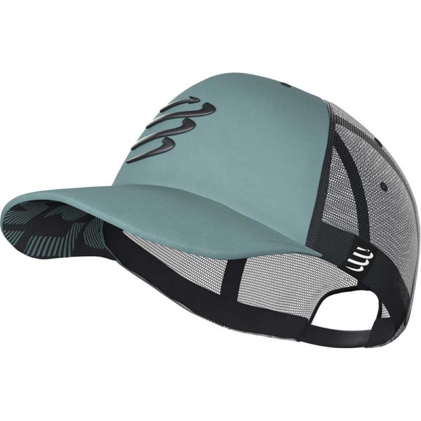 Кепка Compressport Trucker Cap, SS2020 Smpl