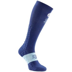 Гольфы компрессионные Compressport Full Socks Race & Recovery - UTMB 2020