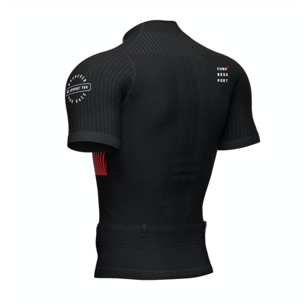 Футболка Compressport Trail Postural SS Top M, SS2021