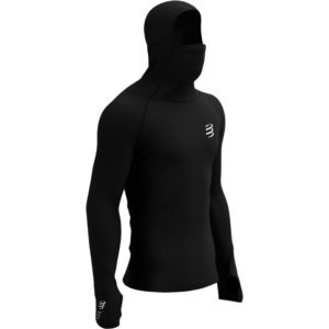 Худи Compressport 3D Thermo Ultralight Racing Hoodie, Samle 2021