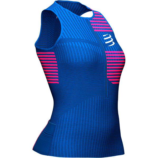 Майка женская Compressport Tri Postural Tank Top W, Sample 2021