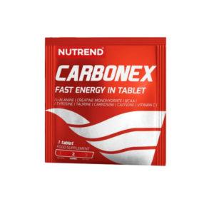 NUTREND Carbonex жевательные таблетки