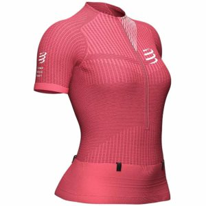 Футболка женская Compressport Trail Postural SS Top W, SS2021