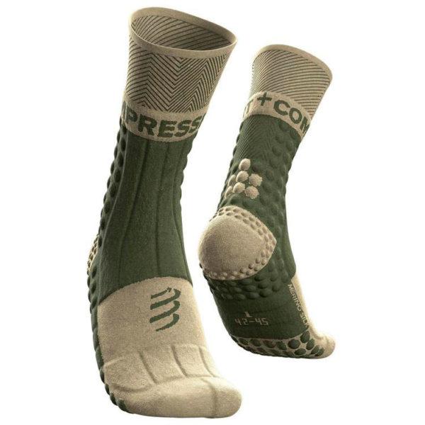 Носки компрессионные Compressport Pro Racing Socks V3.0. Winter Trail, SS2020