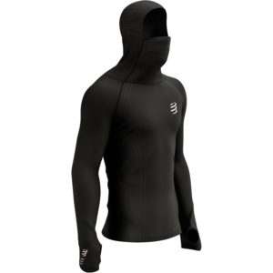 Худи Compressport 3D Thermo Ultralight Racing Hoodie, SS2021