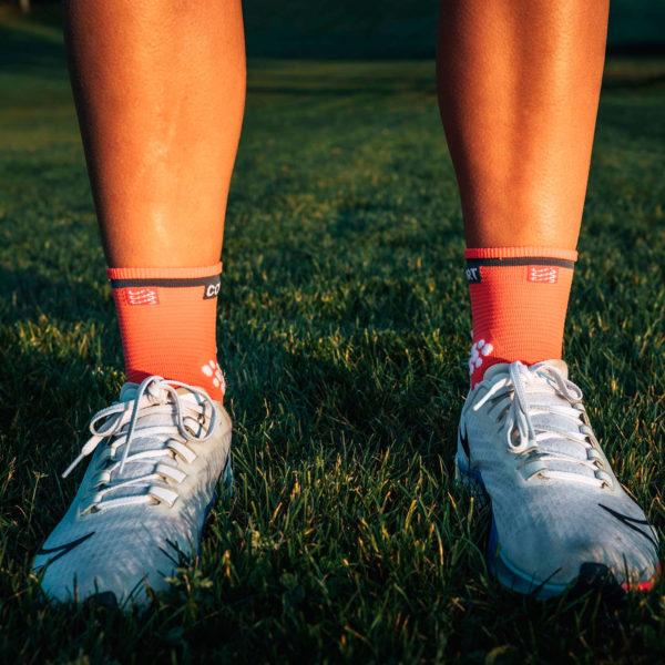 Носки компрессионные Compressport Pro Racing Socks V3.0. High, SS2021
