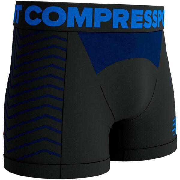 Термошорты мужские Compressport Seamless Boxer, SS2021