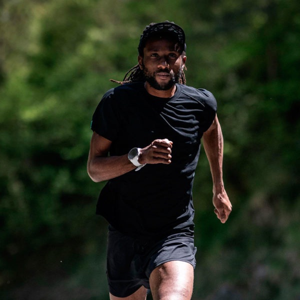 Футболка Compressport Training Tshirt SS - Black Edition 2021