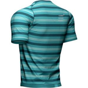Футболка Compressport Performance SS Tshirt, Nile Blue