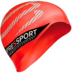 Шапка для плавання Compressport Swimming Cap, Red