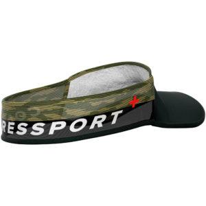 Козирьок Compressport Visor Ultralight, Black/Camo