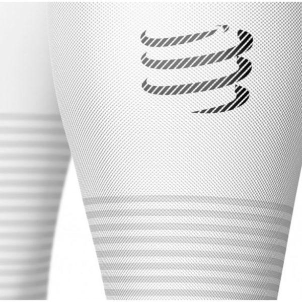 Гетри компресійні Compressport R2 V2 Oxygen, White