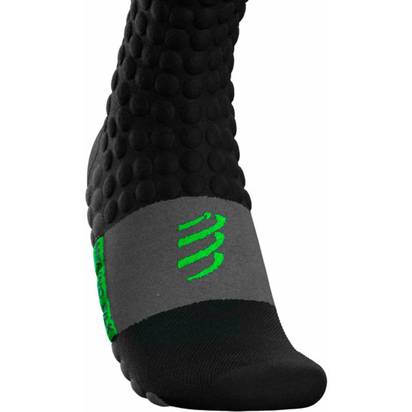 Гольфи Compressport Ski Touring Full Socks, Black/Green