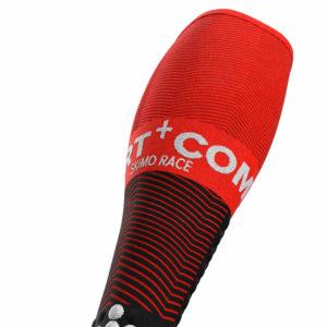 Гольфи Compressport Skimo Full Socks, Black/Red