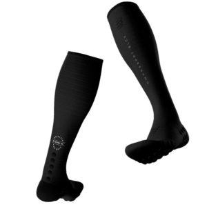 Гольфи Compressport Full Socks Oxygen - Black Edition 2020, Black