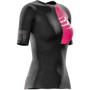 Футболка Triathlon Postural Aero SS Top W, Black