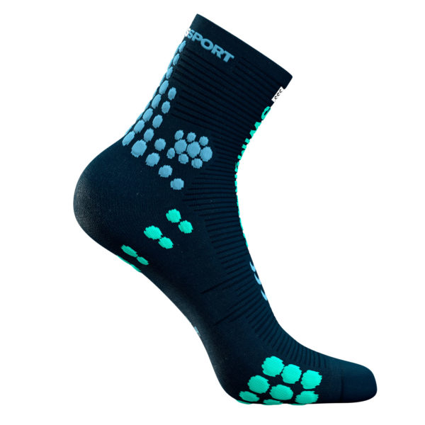 Шкарпетки компресійні Compressport Pro Racing Socks V3.0 Run High - Born To SwimBikeRun 2021, Total