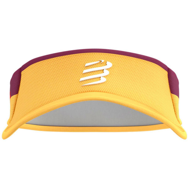 Козирок Compressport Visor Ultralight, Honey Gold/Zinfandel