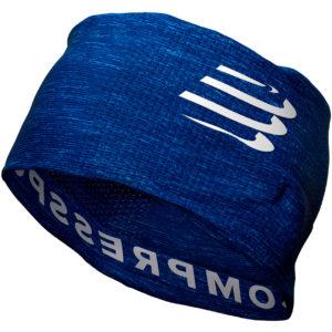Бандана Compressport 3D Thermo Ultralight Headtube, Blue Melange
