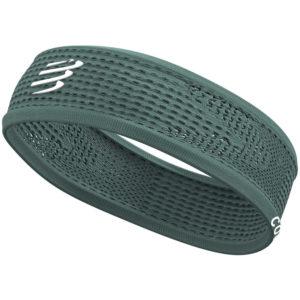 Пов'язка Compressport Headband Thin On/Off, Silver Pine