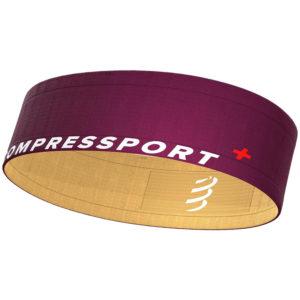 Пояс Compressport Free Belt, Zinfandel/Honey