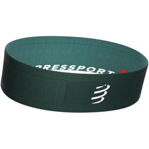 Пояс Compressport Free Belt, Green Gables/Silver Pine