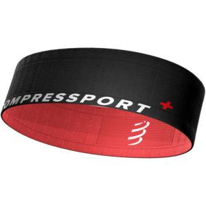 Пояс Compressport Free Belt, Black/Coral