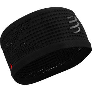 Пов'язка Compressport Headband On/Off, Flash Black