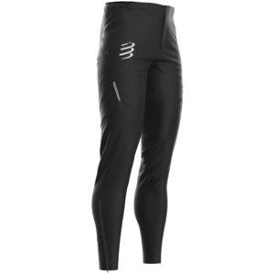 Штани водонепроникні Compressport Hurricane Waterproof 10/10 Pants, Black