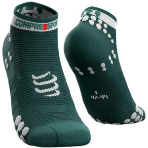 Шкарпетки компресійні Compressport Pro Racing Socks V3.0 Run Low, Blue Lolite