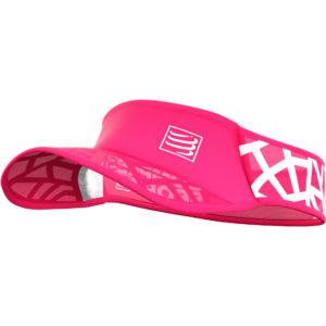 Козирьок Compressport Spiderweb Visor Ultralight, Pink